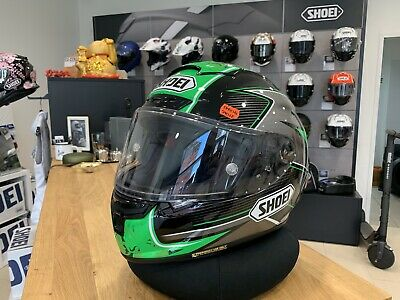 SHOEI X Spirit 3 Laverty