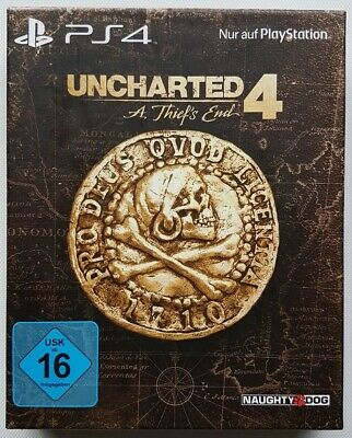 Uncharted 4 - A Thief's End (Special Edition) - PS4 - NEU/OVP - PlayStation 4