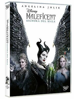 2 DVD Maleficent:Signora Del Male+Il re leone live film W  Disney vers italiana