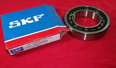 SKF NU 2210 ECM CYLINDRICAL ROLLER BRGS FACTORY NEW