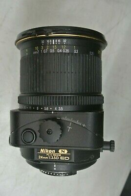 Nikon PC-E NIKKOR 24mm f/3.5 D N Tilt/Shift ED Lens