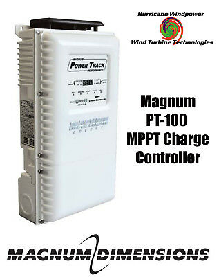 Magnum Energy PT-100 100A MPPT Solar Charge Controller Made in USA