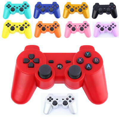 Wireless Dualshock Bluetooth Controller Joystick for PS3 Playstation 3 UK Seller