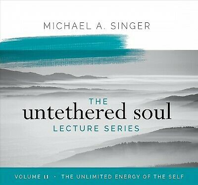 Unlimited Energy of the Self, CD/Spoken Word by Singer, Michael, Like New Use...