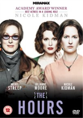 Meryl Streep, Julianne Moore-Hours (UK IMPORT) DVD NEW