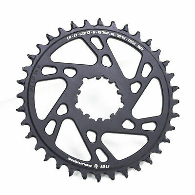 Ova Bicycle Chainring Direct Mount Narrow Wide BB30 0mm offset For SRAM BB30