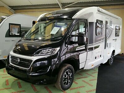 Swift Kon-Tiki Sport 560 Lounge New 2020 Motorhome For Sale