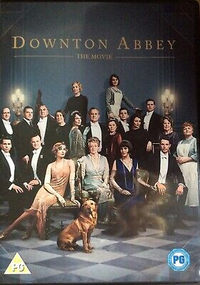 Downton Abbey the movie dvd 2020
