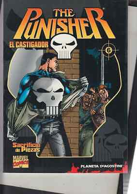 The Punisher ( El Castigador ) Coleccionable Nº : 6.. Planeta.