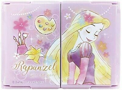 DAISO Disney Princess Folding Comb Tangled Rapunzel Item Goods JAPAN FREE SHIP