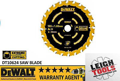DeWalt DT10624 Extreme Framing Blade For Cordless Saws DCS391 DC390 BSS61