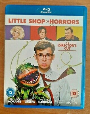 Little Shop of Horrors [Blu-Ray]
