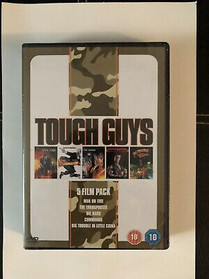 TOUGH GUYS BOXSET [DVD] DVD Value Guaranteed from eBay's biggest seller Sealed