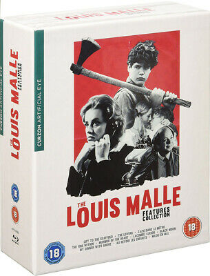 The Louis Malle Collection (10 Films) Blu-Ray
