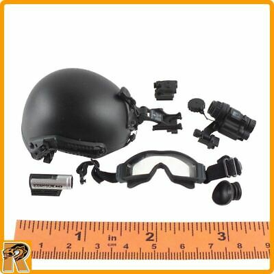 Y53-18 1//6 scale DAMTOYS US Naval Special Forces PROTON GAS MONITOR SET