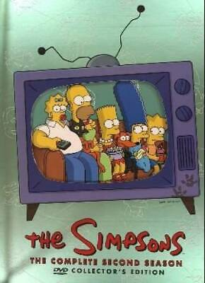The Simpsons: Season 2 - DVD - VERY GOOD