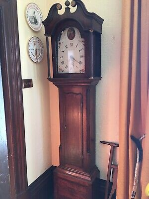 Grandfather Long Case 30 Hour Clock
