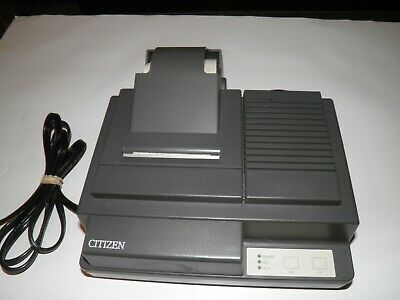 CITIZEN IDP-560 Dot Matrix POS Receipt Printer 2 Color NEW Commodore Compatible
