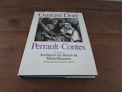 Gustave Gold Perrault Contes Follow-Up of Adventures the Baron Munchhausen 1980