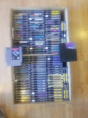 Lot of Nintendo Entertainment System Games: Zelda Mario...120 games