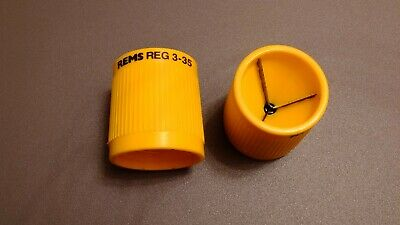 Interior exterior rems tube deburring REMS-reg 3-35 up to ø 35 mm