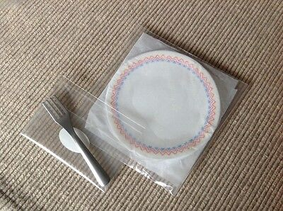 American Girl LEA/'s plate from Rainforest house NEW