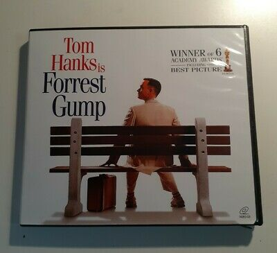 # Rare Tom Hanks - Forrest Gump Video Cd (2 Discs Brand New In Case)Free Post #