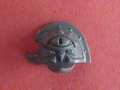 CHAOS SPACE MARINE TERMINATOR Lord Front DECOR C bits 40K