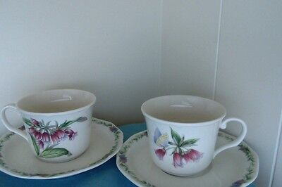 Noritake Conservatory 7915 Dishes Plate Cup Saucer Salt Pepper BUY 1 OR MANY