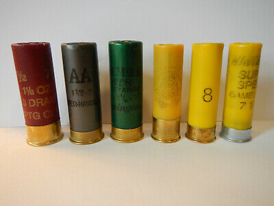 12 & 20 Gauge Shotgun Snap Caps- Hunters Safety Training Ammo, package of 5