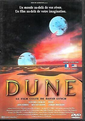 DVD science-Fiction CULTE--DUNE--Film de David LYNCH-STING-MAX VON SIDOW
