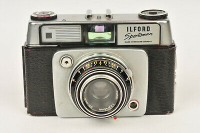 Ilford Sportsman 35mm Compact Film Camera Retro Cool in Full Working Order