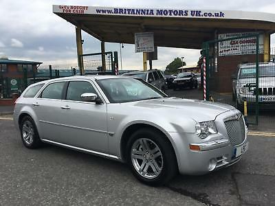 CHRYSLER 300C 3.5 V6 auto estate lpg gas conversion