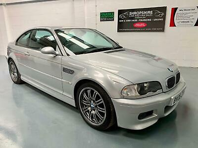 2006/56 Bmw E46 M3 3.2 Coupe - 6 Speed Manual - 1 Owner - 98K - Stunning!