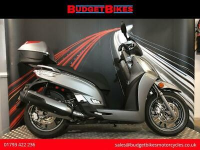 2018 18 Kymco People Gt 0.3 People Gt 300I Abs 1D
