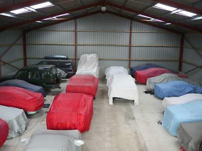 Classic Car Storage - Indoor Just £95 Pm - Hampshire - Transport Available