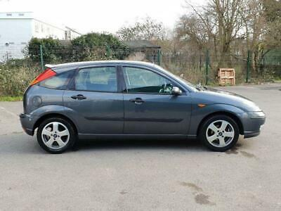 2003 Ford Focus 1.6i  LX Manal 5Doors With 12 Month MOT PX Welcome