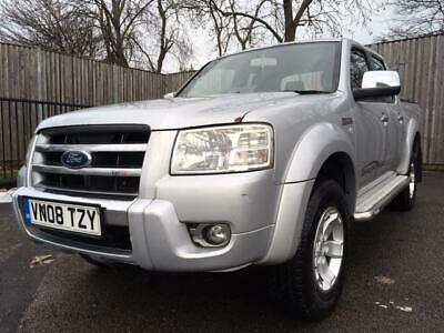 Ford Ranger 2.5TDCi ( 143PS ) 4x4 XLT Thunder Double Cab