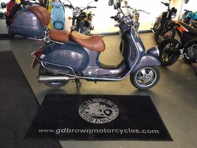 Piaggio Vespa GTV 125 2007 One owner from new