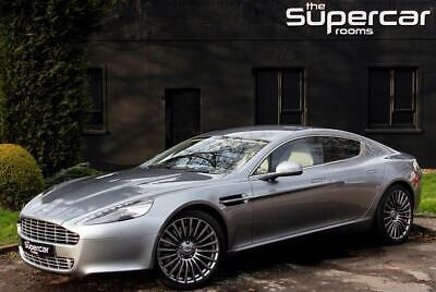 Aston Martin Rapide V12 6.0 Touchtronic