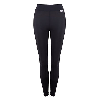 Genuine Proskins Slim Classic Waist Anti Cellulite Leggings Plus, Black UK 4