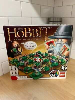 THE HOBBIT: AN UNEXPECTED JOURNEY 3920 LEGO Games New Factory Sealed Box