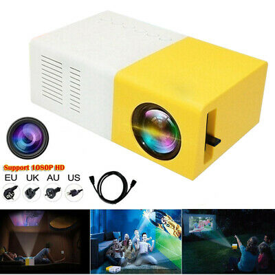 1080p Lumi HD Projector Full HD Ultra Portable And Incredibly Bright New