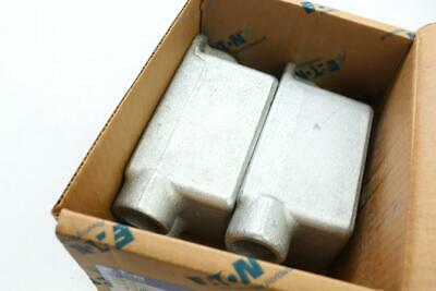 Eaton Crouse Hinds Condulet Series Cast Device Boxes, FDCC2