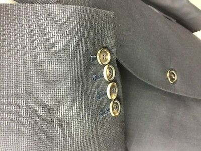 mens suit 44 Ted Baker Grey pinstripe 3  piece March Clearance Listing