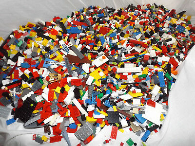 Selection Of Bricks Great Genuine Lego  Massive 1000G 1 Kg Mixed Lot @ 700 Parts