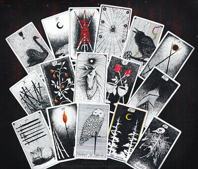 The Wild Unknown Tarot Deck Set 78 PCS update