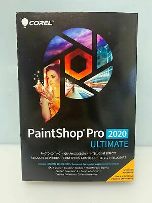 Corel PaintShop Pro 2020 Ultimate for PC