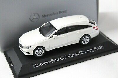 NOREV 1:43 Mercedes-Benz CLS Shooting Break iridiumsilber