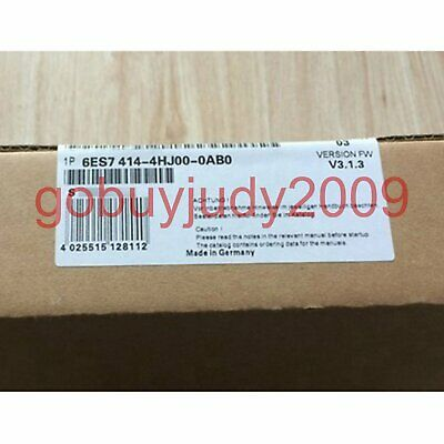 1PC Brand New Siemens 6ES7414-4HJ04-0AB0 Quality assurance fast delivery